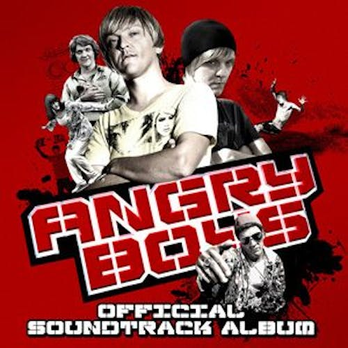 Angry Boys - Official Soundtrack Album