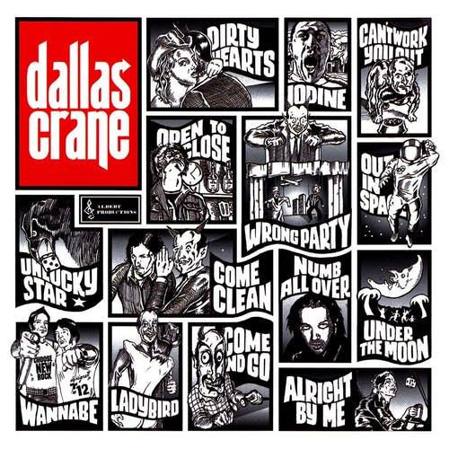 Dallas Crane