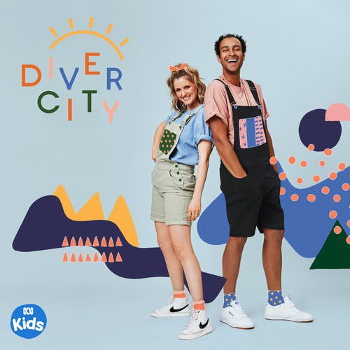 Welcome to Diver City