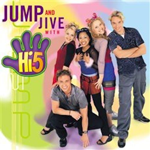 Jump And Jive With Hi - 5