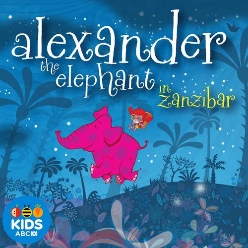 Alexander The Elephant In Zanzibar