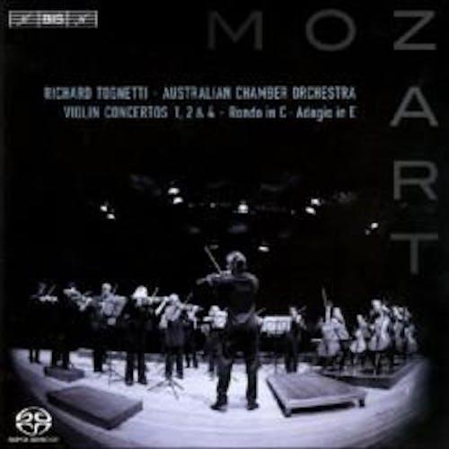 Mozart Violin Concertos Vol 2