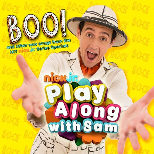 Play Along With Sam: BOO!