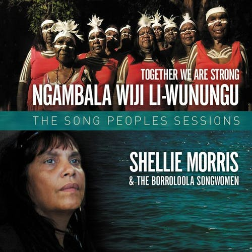Together We Are Strong - Ngambala Wiji Li-Wunungu