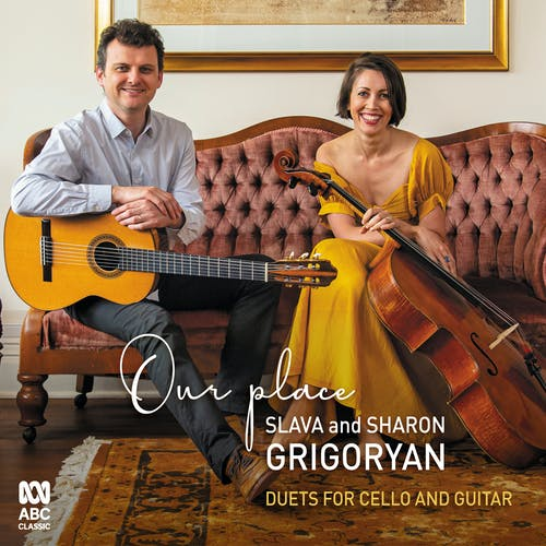 Our Place: Duets For Cello And Guitar