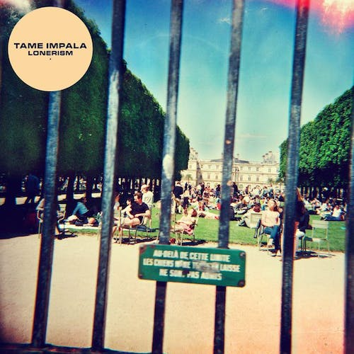 Lonerism Tour:  Apr -  May 2013