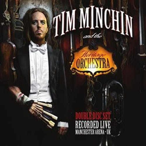 Tim Minchin & The Heritage Orchestra