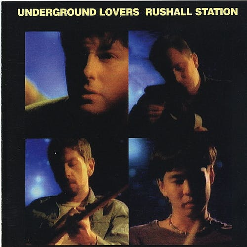 Rushall Station