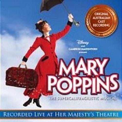 Mary Poppins Australian Cast Recording